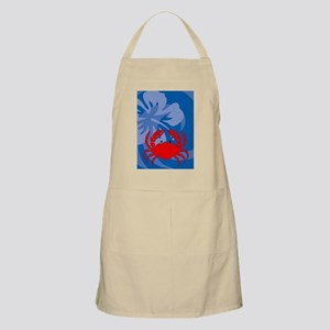 Crab Clipboard Apron