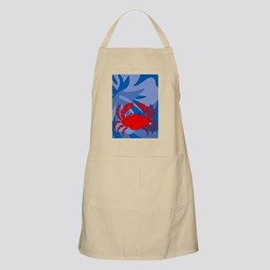 Crab 84 Curtains Apron