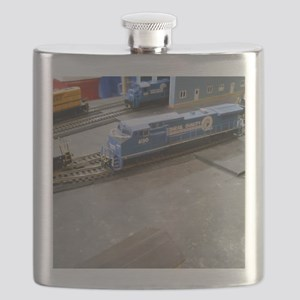 Train Station Flask