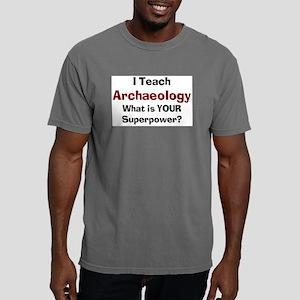 teach archaeology Mens Comfort Colors Shirt