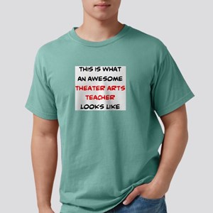 awesome theater arts Mens Comfort Colors Shirt