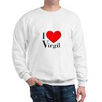 I Love Virgil Sweatshirt