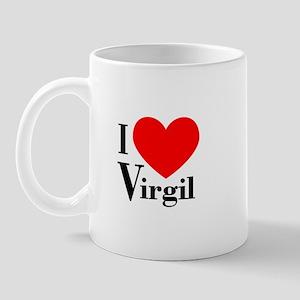 I Love Virgil Mug