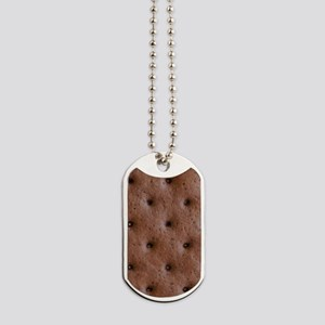 Ice Cream Sandwich Dog Tags