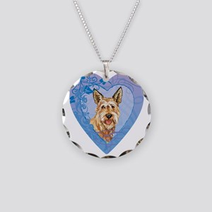 berger-heart Necklace Circle Charm