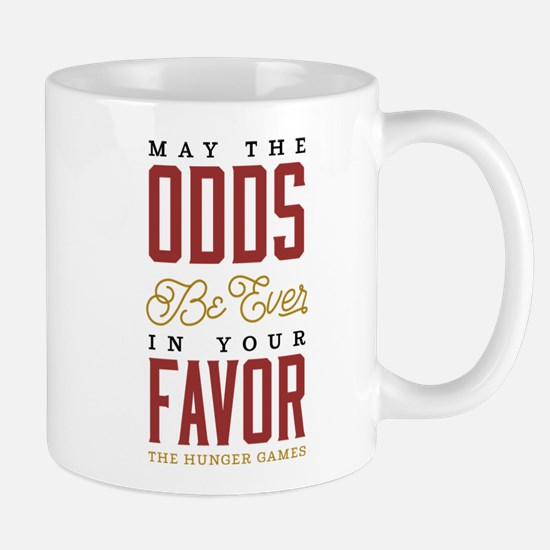 May The Odds Be Ever In Your Fav Small Mugs