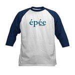 Simply Epee Kids Baseball Jersey