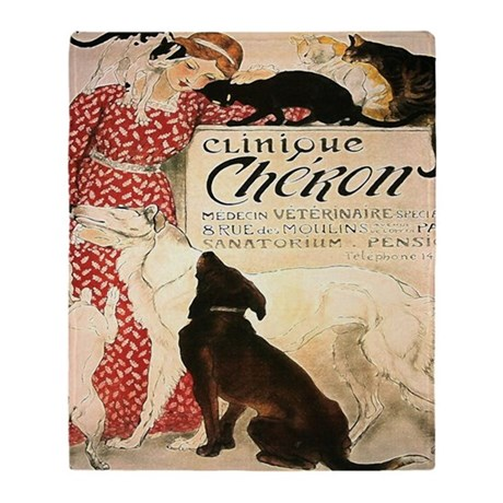 Image result for vintage french woman and dog