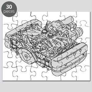 GL1800 Engine Puzzle
