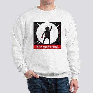 Updated Wow! Signal Logo Sweatshirt