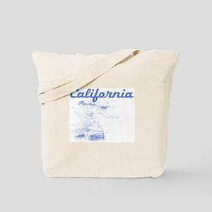 California Surf Tote Bag