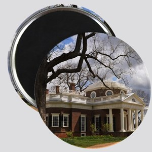 Monticello Square Magnet