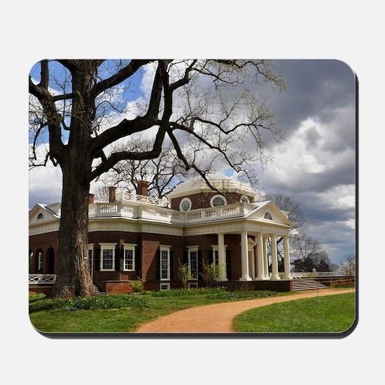 Monticello 9X12 Mousepad
