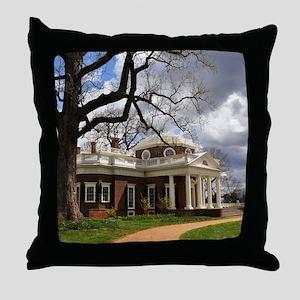 Monticello 9X12 Throw Pillow