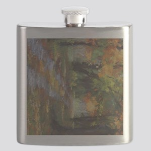 Fall Road iPad Flask