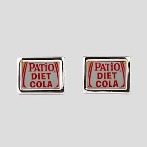 Patio Diet Cola Cufflinks