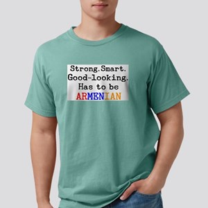 be armenian Mens Comfort Colors Shirt
