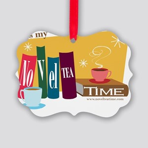 Its my NovelTEA Time Retro Picture Ornament