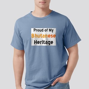 bhutanese heritage Mens Comfort Colors Shirt