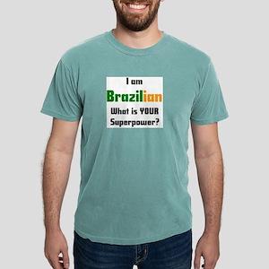 i am brazilian Mens Comfort Colors Shirt
