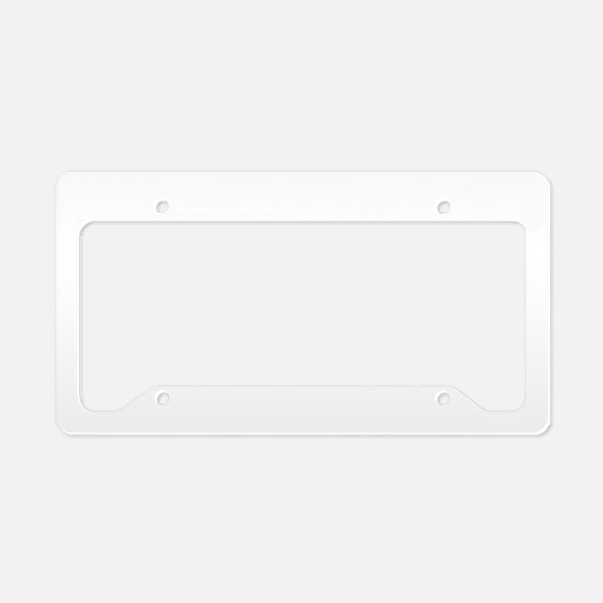 Hang Gliding Designs License Plate Holder