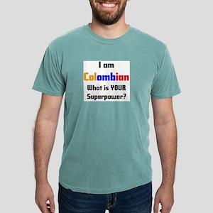 i am colombian Mens Comfort Colors Shirt