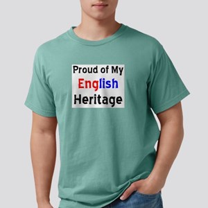 english heritage Mens Comfort Colors Shirt