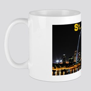 St Louis Gateway Arch Mug