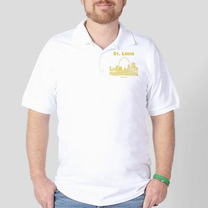 StLouis_10x10_Downtown_Yellow Golf Shirt
