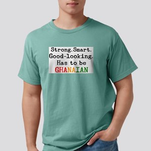 be ghanaian Mens Comfort Colors Shirt