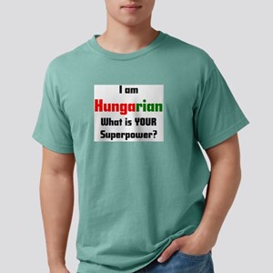 i am hungarian Mens Comfort Colors Shirt