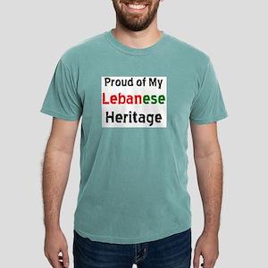 lebanese heritage Mens Comfort Colors Shirt