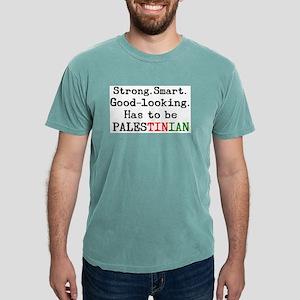 be palestinian Mens Comfort Colors Shirt