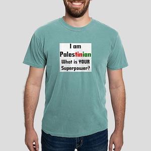 i am palestinian Mens Comfort Colors Shirt