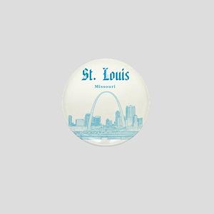 StLouis_12x12_Downtown_Blue Mini Button