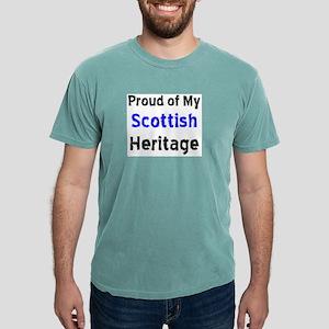 scottish heritage Mens Comfort Colors Shirt
