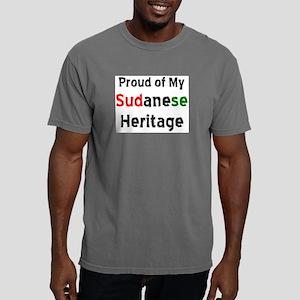 sudanese heritage Mens Comfort Colors Shirt
