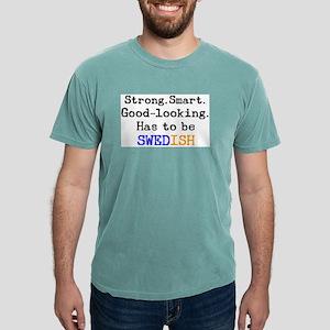 be swedish Mens Comfort Colors Shirt