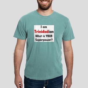 i am trinidadian Mens Comfort Colors Shirt