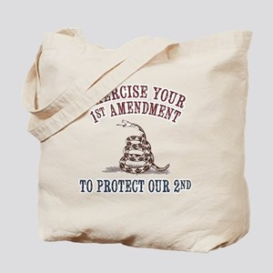 Protect Our 2nd Tote Bag