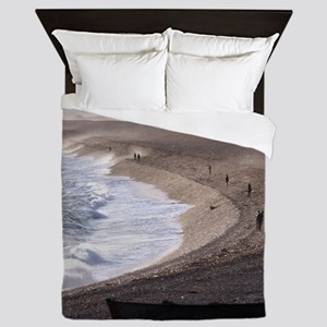 Chesil Beach (1) Queen Duvet