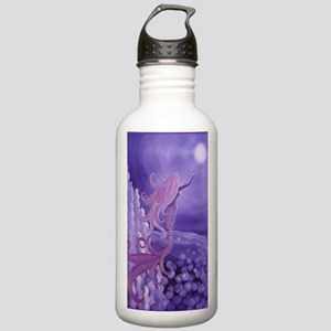 lavender mermaid area  Stainless Water Bottle 1.0L