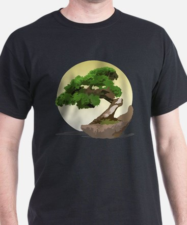 Bonsai Zen tree T-Shirt