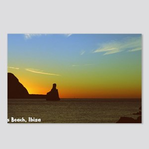 Sunset at Benirrás Beach, Postcards (Package of 8)