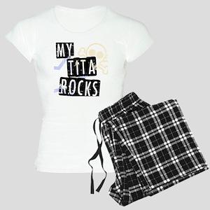 TitaRocks Women's Light Pajamas