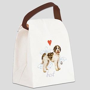 lagotto T1-K Canvas Lunch Bag