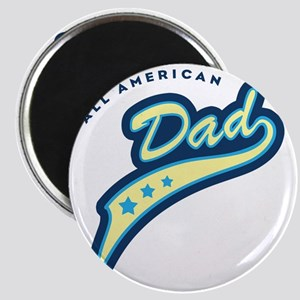 All American Dad Magnet