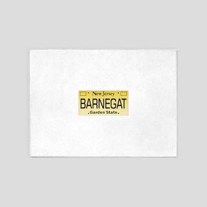 Barnegat NJ Tag Gifts 5'x7'Area Rug