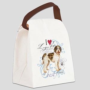 lagotto T1 Canvas Lunch Bag