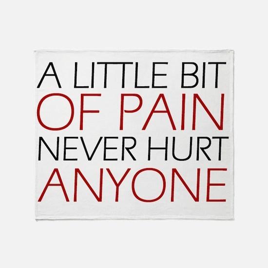 Pain Throw Blanket